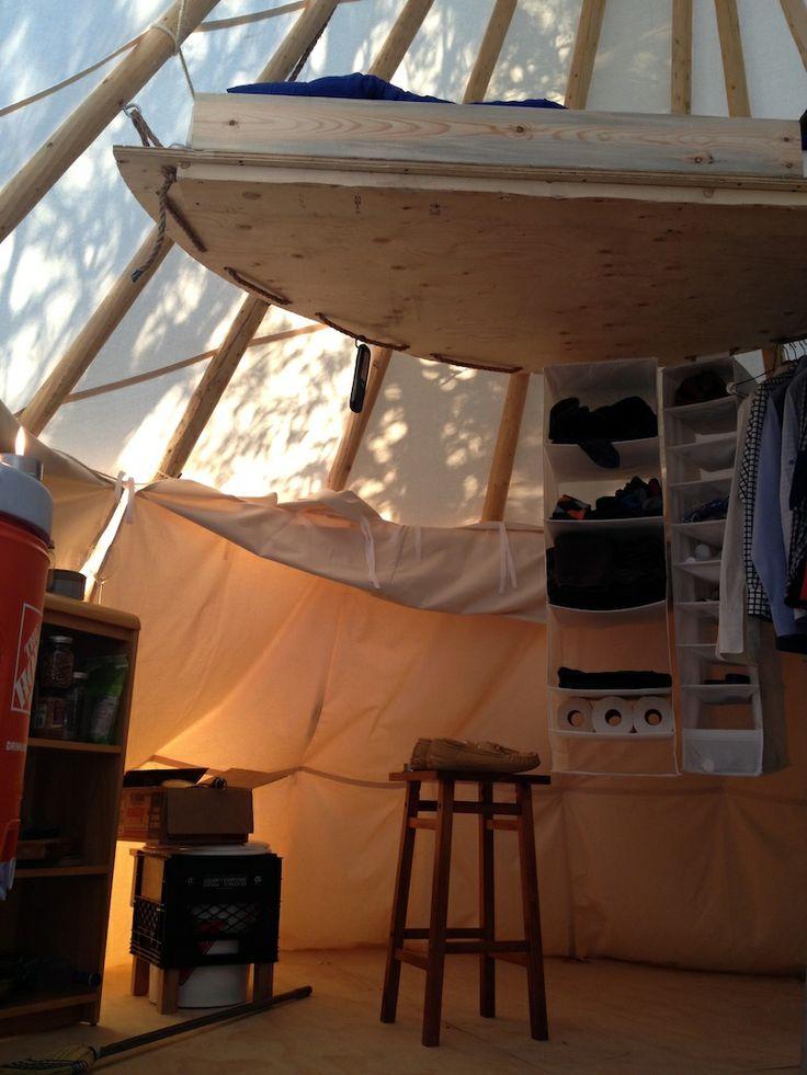 39 Best Tipi Living Images On Pinterest Small Houses