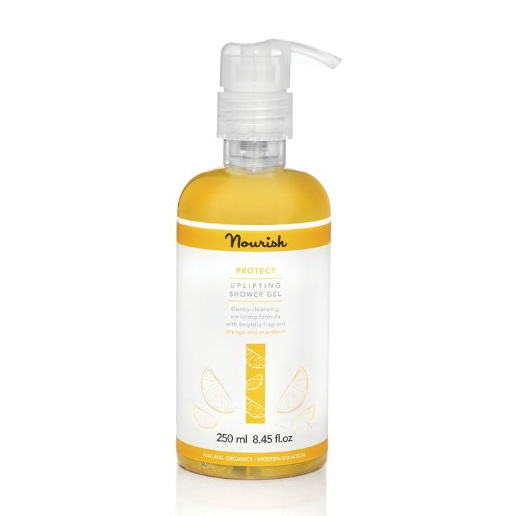 Шерочка с Машерочкой: Nourish Protect Uplifting Shower Gel. Увлажняющий ...
