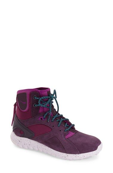 Free shipping and returns on Nike 'Mobb' Sneaker Boot (Women) at Nordstrom.com. A street-to-trail sneaker boot is coated for protection against the elements and features a stretchy neoprene inset that keeps debris and moisture out while perfecting the fit.