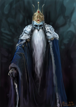 Ice King, Frederick Frost, Husband to the Snow Queen Annabelle Frost, and father of Jack & Jill Frost.