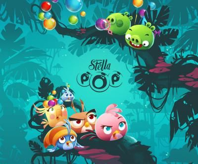 Rovio rolls out Angry Birds Stella POP! for Android and iOS platform  Read More: http://www.techmagnifier.com/news/rovio-rolls-out-angry-birds-stella-pop-for-android-and-ios-platform/   #Angry #Birds #Stella #Apps #games #Rovio