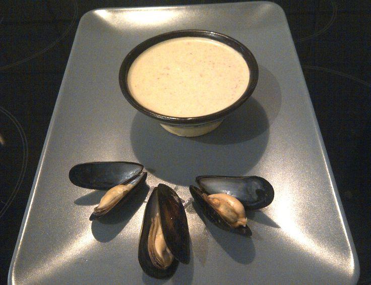 klassiek gekookte mosselen mosselsaus zelf maken