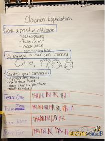 Buzzing with Ms. B: Bright Idea: Behavioral Goal-Setting
