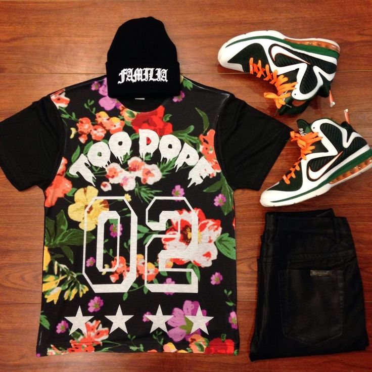 low cost 04036 7a88c ... kd 7 floral outfit ...