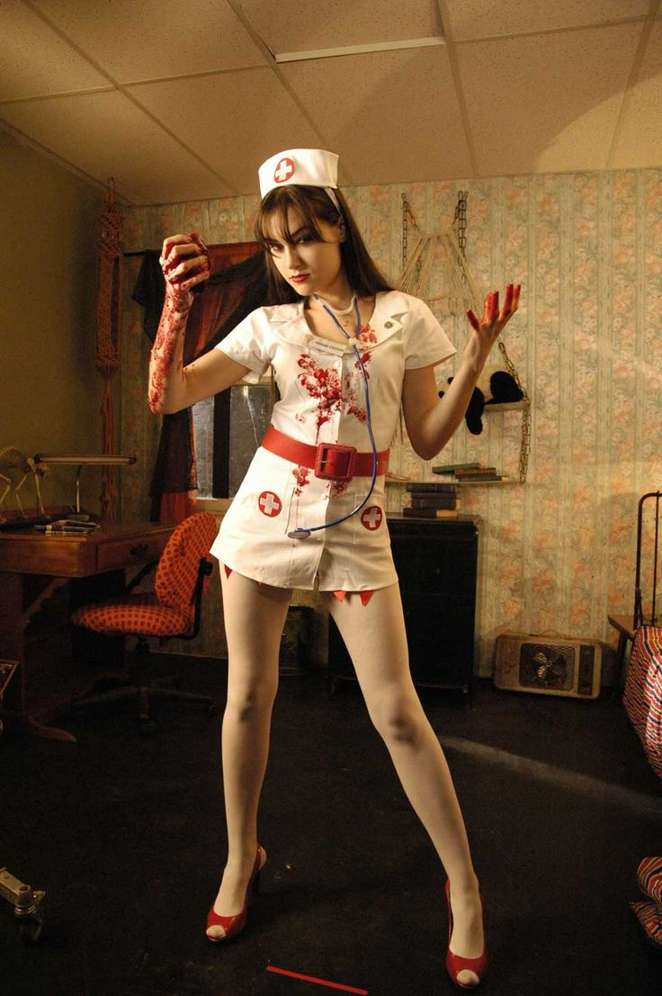 sasha grey nurse
