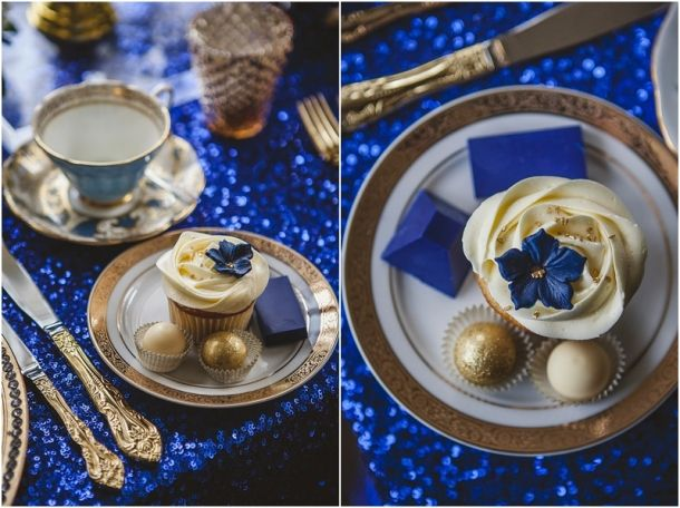 Le Dolci Vintage Dish Rental Ten2Ten Photography Palais Royale The Wedding Opera