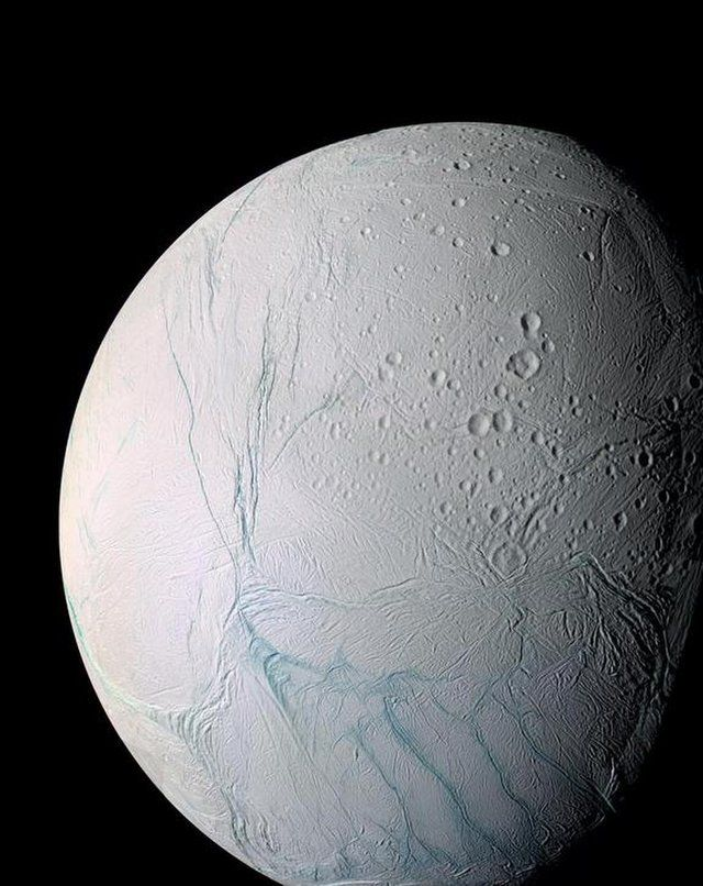 Cassini's discovery that Saturn's moons, like Enceladus, had the potential ingredients to produce life highlighted the importance of the mission, and further emphasized the need for the spacecraft to meet its dramatic end.