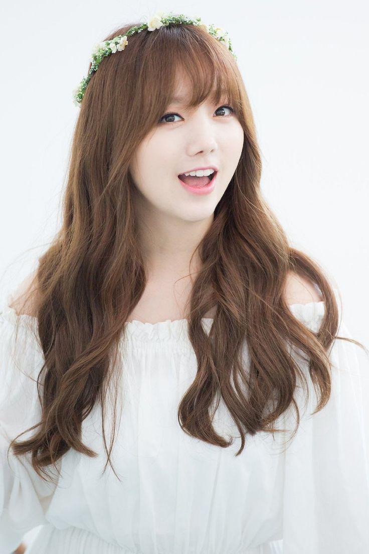 Lovelyz Kei  She has such a sweet smile!  Kei looks like an angel on earth!