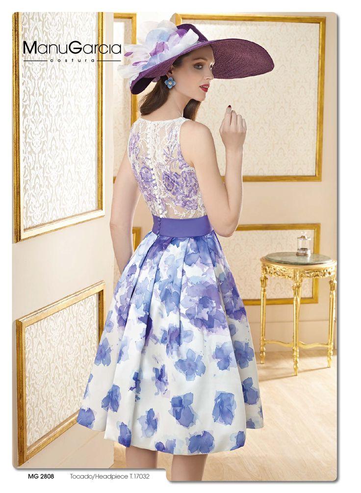 Serás la más guapa... #Bodasdemañana #Invitadaperfecta #Pamela #Vestido