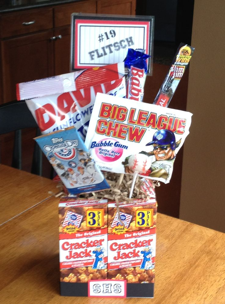 High School Senior Baseball Gifts