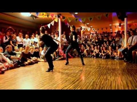 Lindy Shock 2012 - Friday Night - Showcase Egle Regelskis ...