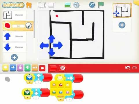 ScratchJr is a new version of the Scratch programming language designed for children ages five to seven. Using ScratchJr, kids can build their own animated s...