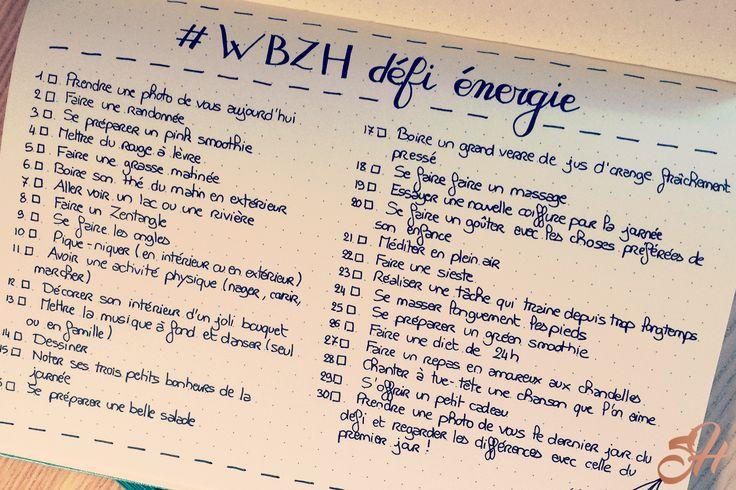 Mon petit défi pour avril ... #WBZHdefinergie  http://sohohana.com/wbzh-defi-energie/