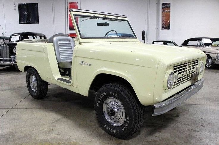 1966 Ford Bronco Station Wagon for sale #1815449 | Hemmings Motor News