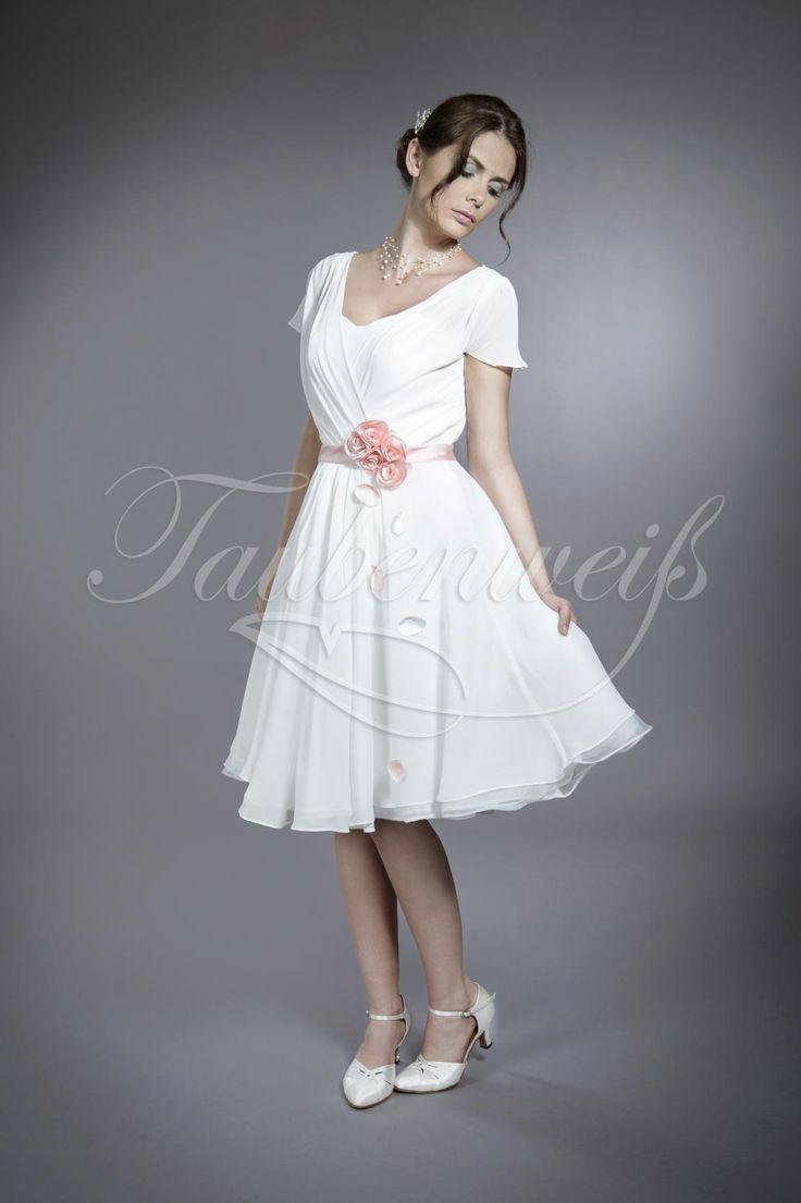 19 best Plus Size Kleid kurz / 50s / Standesamt - Dein XL Brautkleid ...