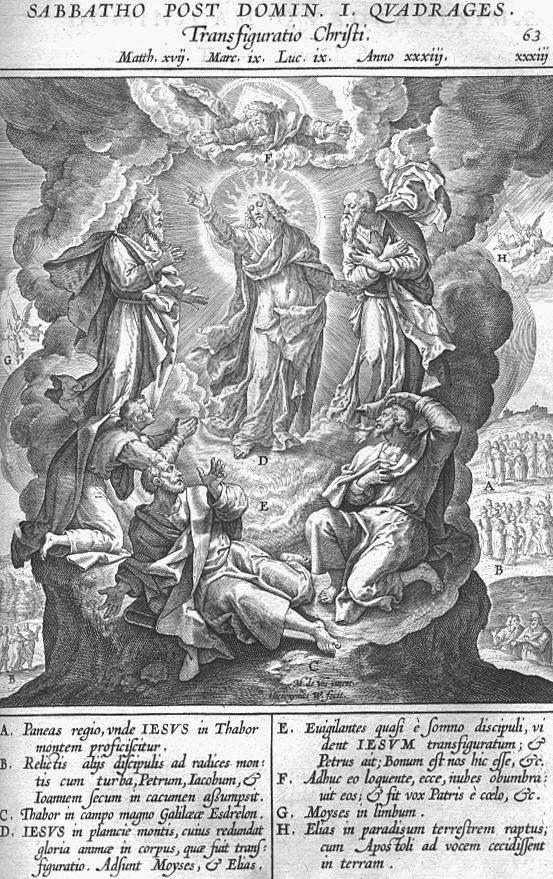 Sacra Galeria: Transfiguração do Senhor                                                                                                                                                                                 Mais