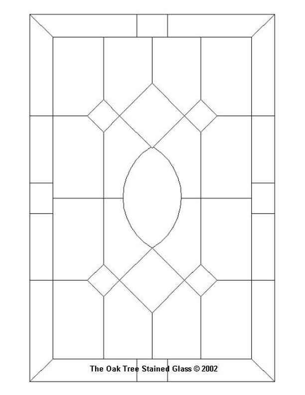 68 best images about stained glass patterns on pinterest for Window design template