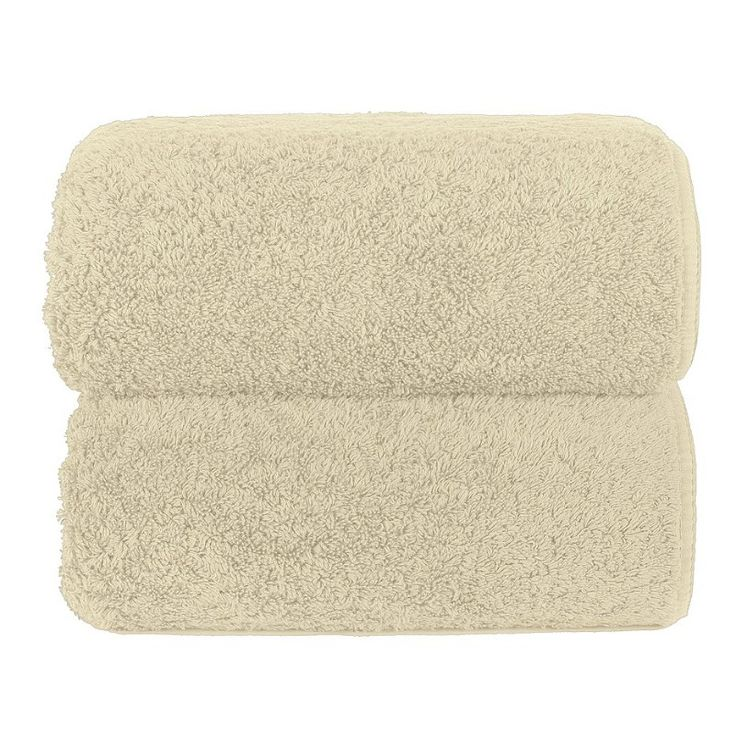 Plume Silk Bath Towels - Luxury Egyptian Cotton: Double Loop Towels #egyptiancottontowels #luxurytowels bathroom decor, combed cotton | Shop at http://plumesilk.com/bath-towels/20-luxury-egyptian-reversible-towels.html