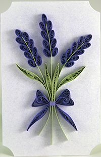 Lavendar quilling Kit by Diane Boden                                                                                                                                                                                 More