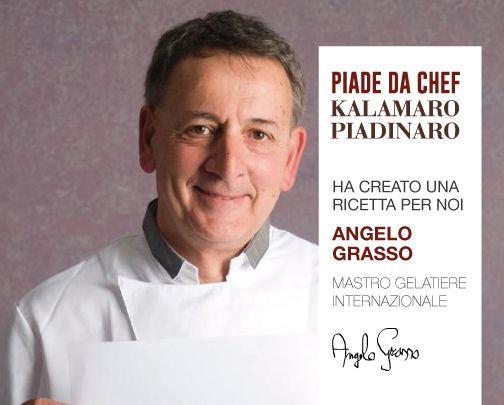 Angelo Grasso per Piade da Chef - Kalamaro Piadinaro Riccione   #piadedachef #kalamaropiadinaro #angelograsso