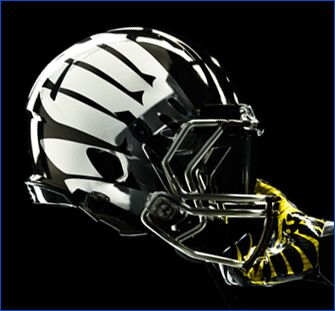 News - Nike Unveils New Oregon Ducks Rose Bowl Uniform with LiquidMetal™ Helmets by HGI