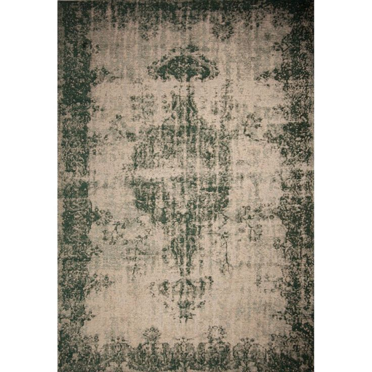 Heirloom Emerald HT1 Rug