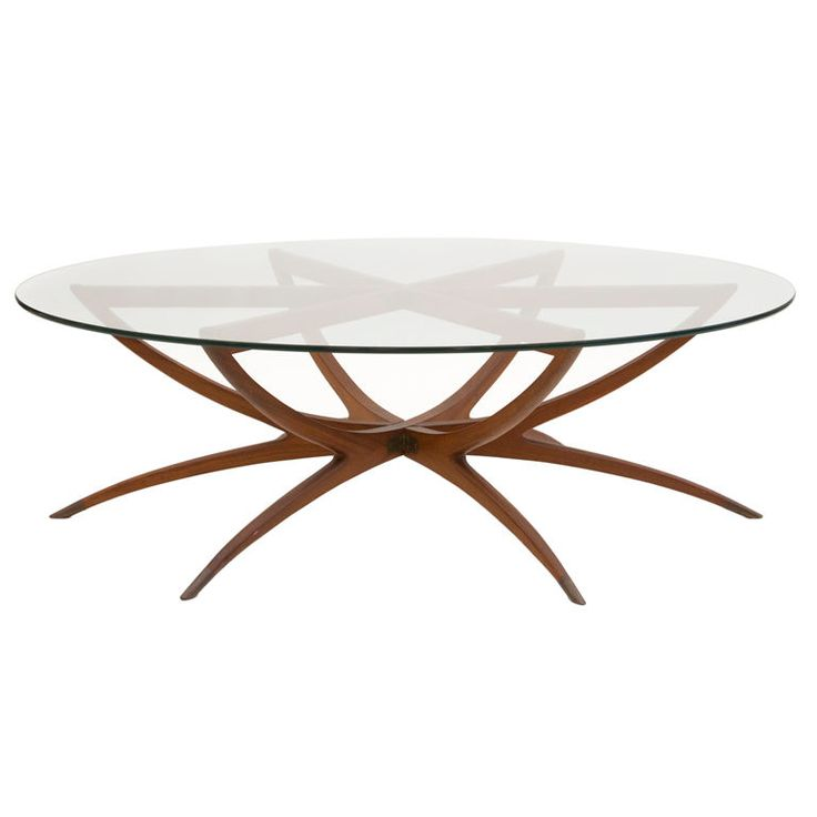 10 best 1950s Glass Top Coffee Table images on Pinterest ...