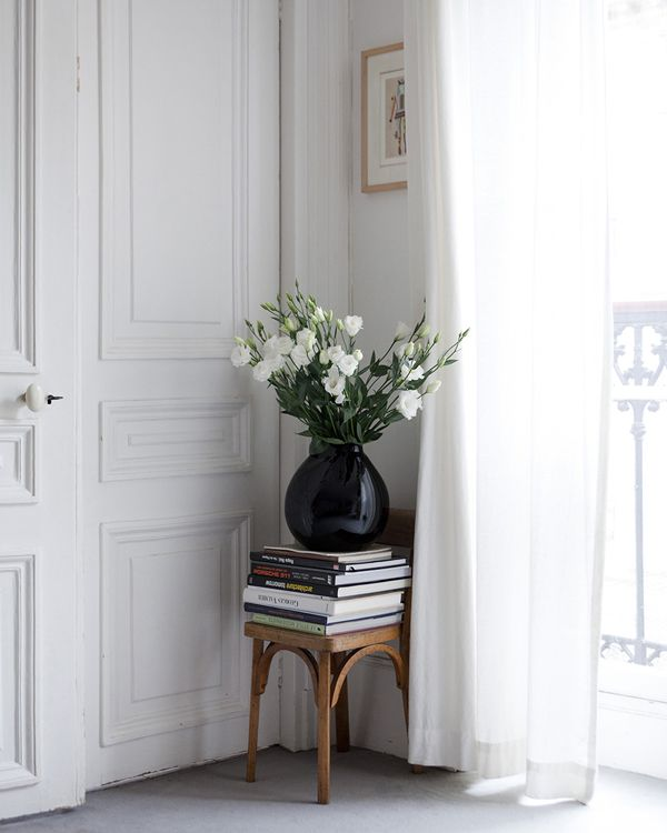 DPAGES – a design publication for lovers of all things cool & beautiful   FRESH STYLISH & ECLECTIC: A Parisian Family's Abode
