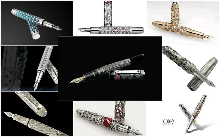 The Top 10 Most Expensive Pens Ever Made