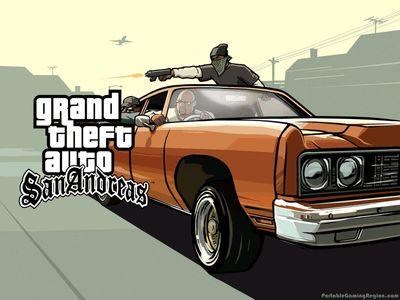 Download Gta - San Andreas v1.08 APK (Mod 1.08)