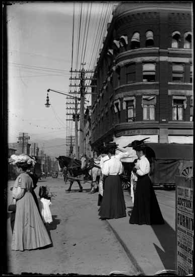 Georgia and Granville 1904