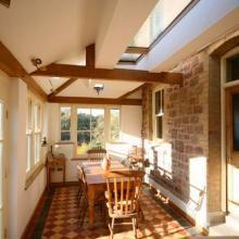 Lumen Gallery : Conservation Rooflights & Skylights Made From Cast Iron Lumen Rooflight