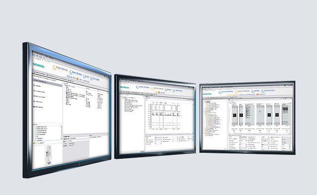 SIMARIS project - Electrical System Design - Single Line Diagram - Power Distribution - Siemens