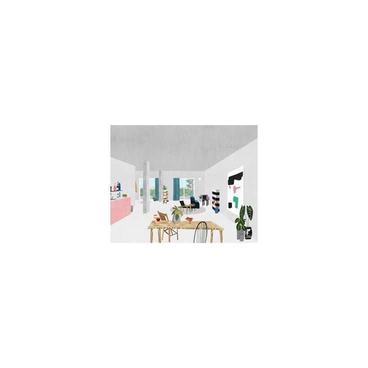 3 houses - fala atelier