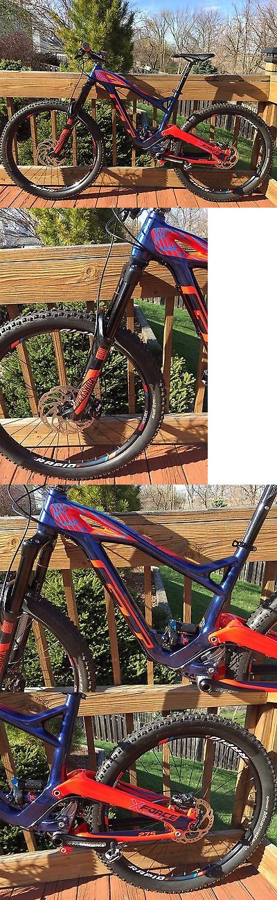 Bicycles 177831: Gt Force Expert Carbon All Mountain Bike - Size Medium, 27.5 Wheels - Stunning -> BUY IT NOW ONLY: $3909 on eBay!
