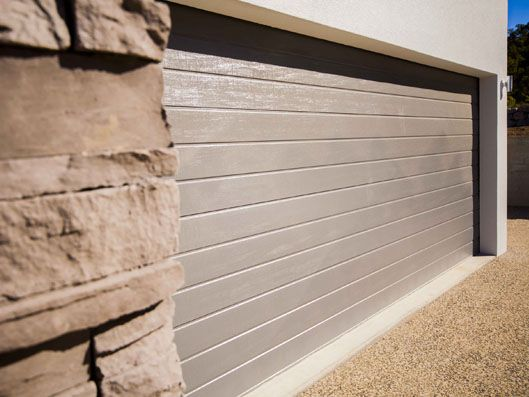 Steel-Line Colorbond garage door