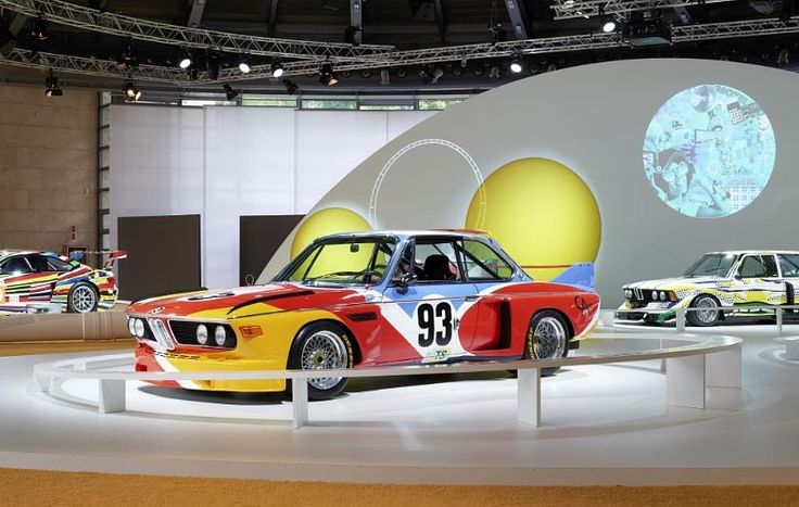 The renowned BMW Art Car Collection celebrates its 40th anniversary this year…