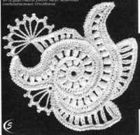 "Gallery.ru / Alleta - Album, """" Turkish cucumber ""or paisley"""