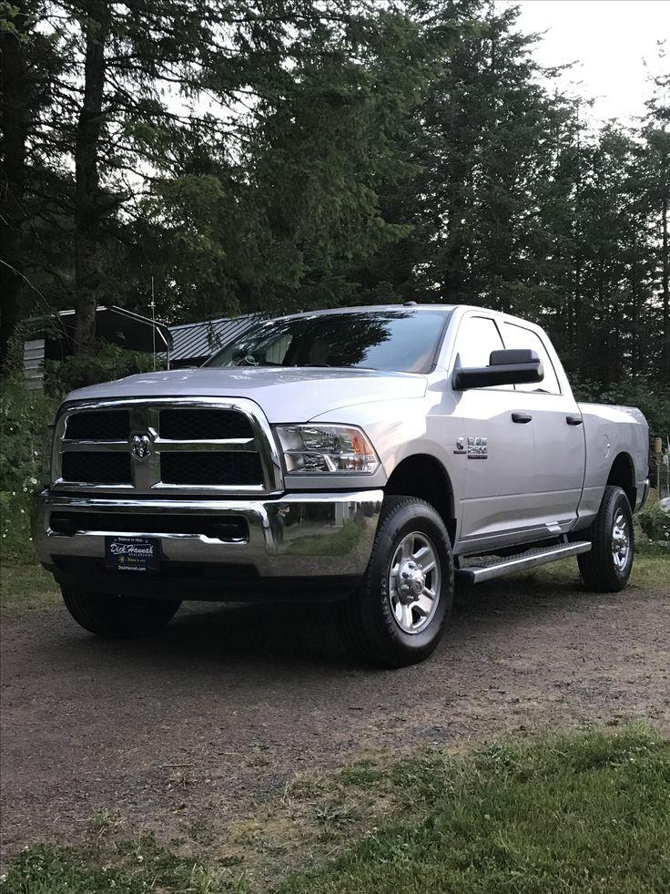 2017 Dodge Ram 2500 Turbo Cummings Diesel...in my driveway