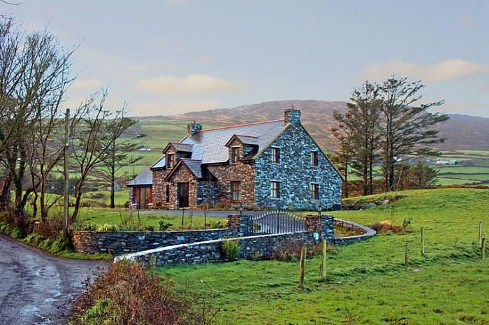 Shamrock Cottages Ireland  County CorkFinal Start, Dreams Places, County Corks, Cottages Ireland, 2014 Trips, Shamrock Cottages, Pretty House, Ireland County, Start Things