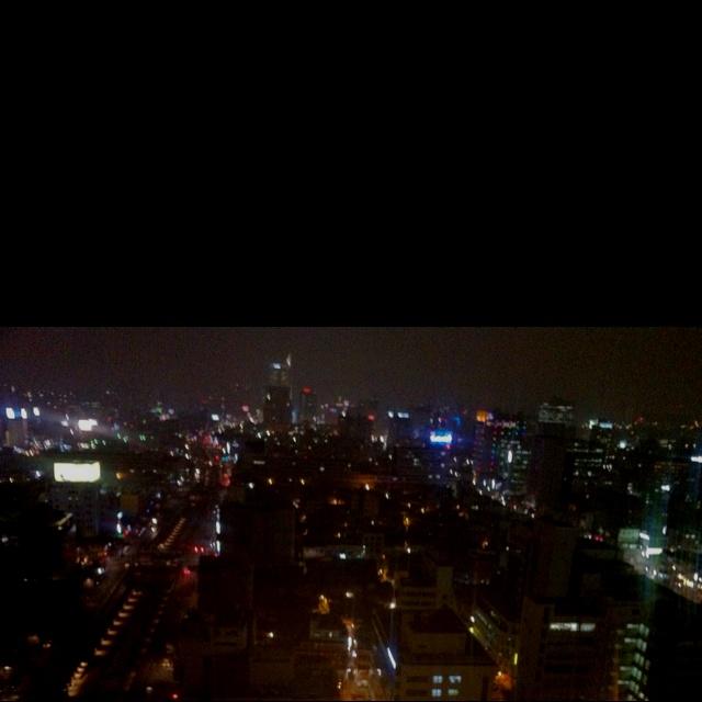 dark side of the city