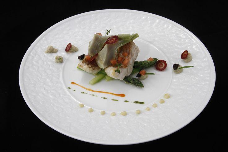 Scorpie de mare by Chef Joseph Hadad