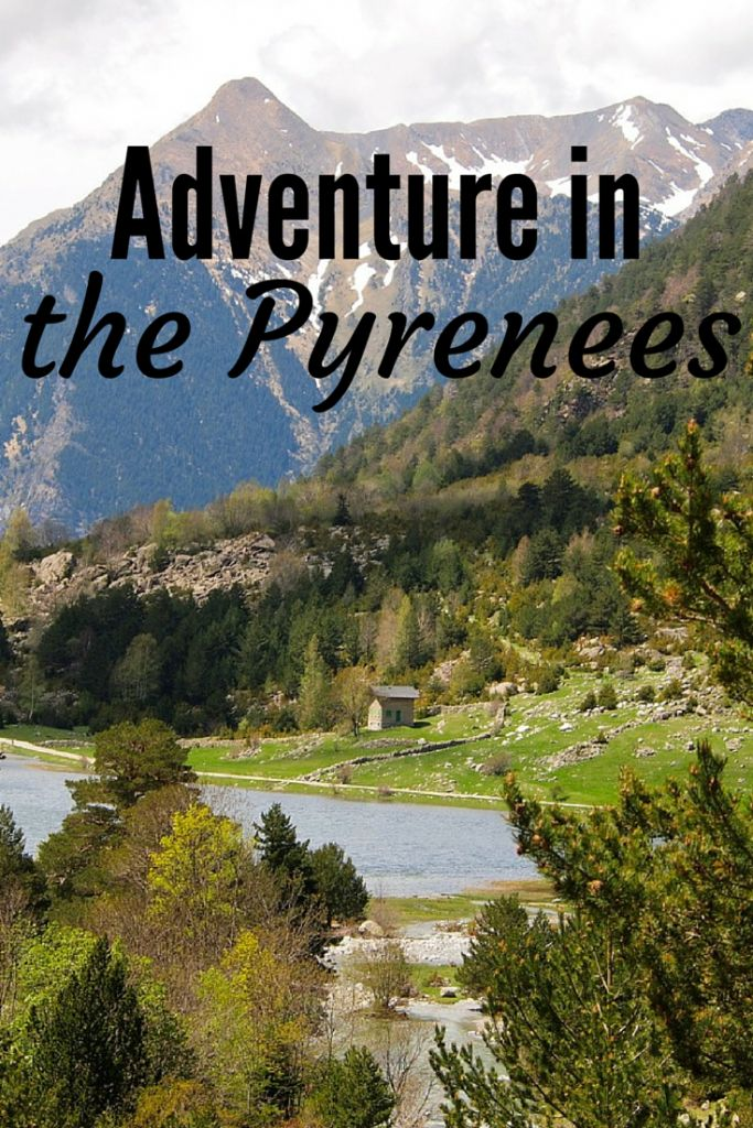 Adventure in the Pyrenees, Spain