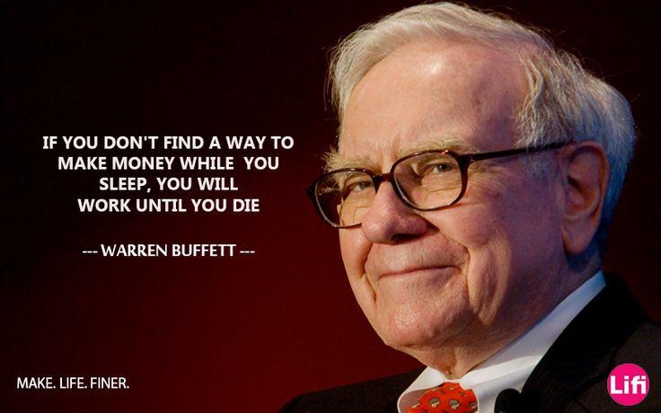 Warren Buffett - Quotes