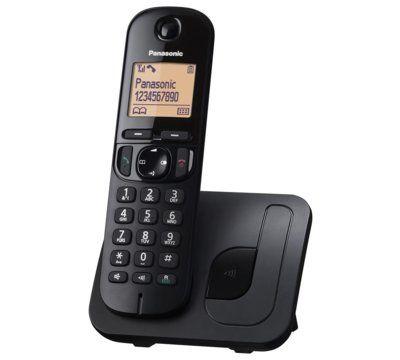 Telefon stacjonarny PANASONIC KX-TGC210PDB