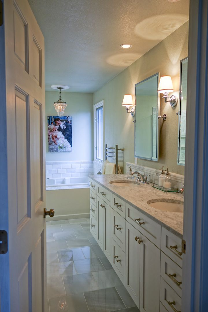 17 Best images about Cornerstone Project Woodinville Master Bath on