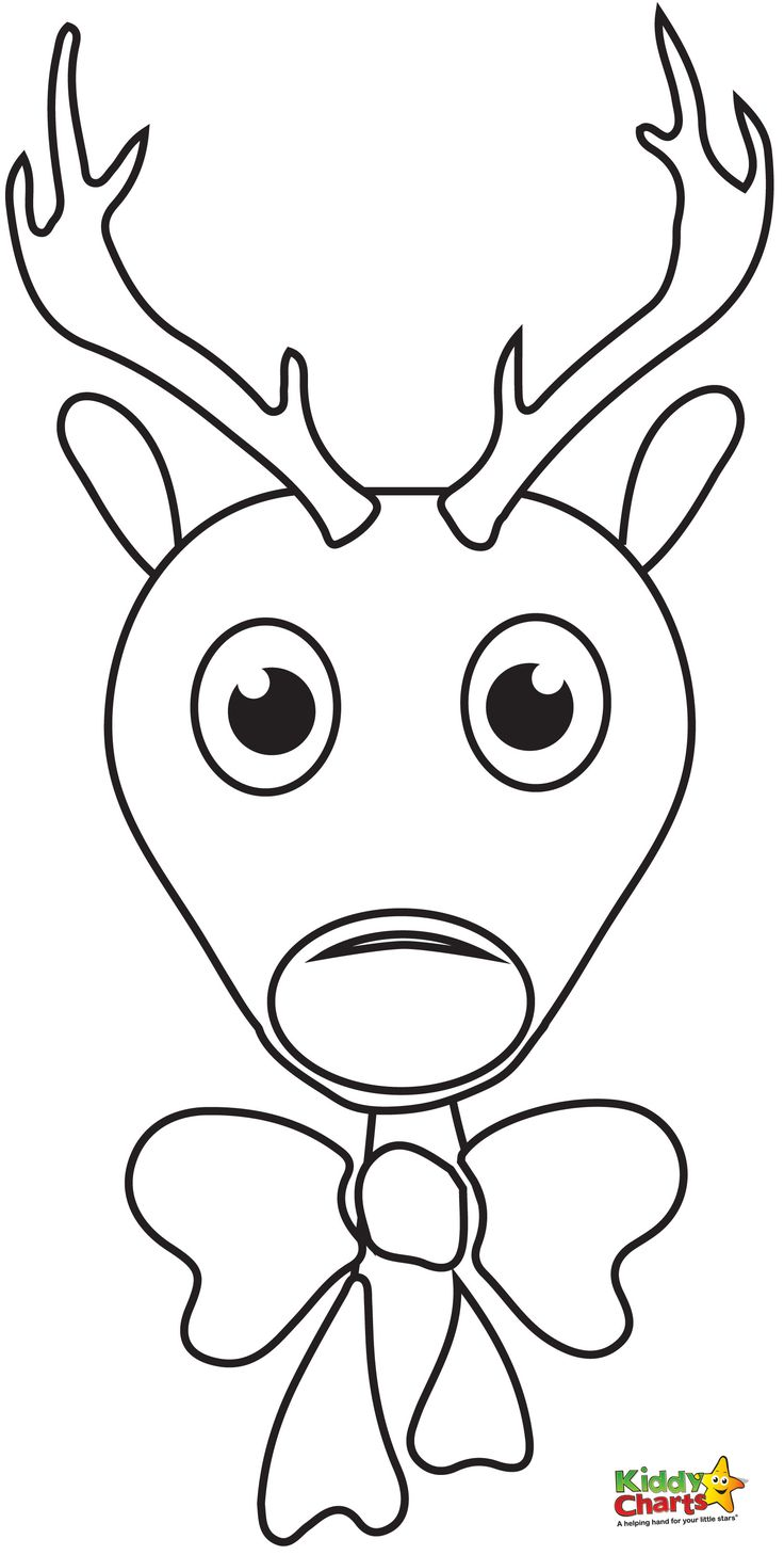 17 best images about christmas rudolph on pinterest for Rudolph the red nosed reindeer template