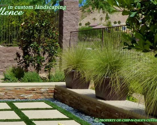 132 best images about front yard landscaping on pinterest for Garden design las vegas