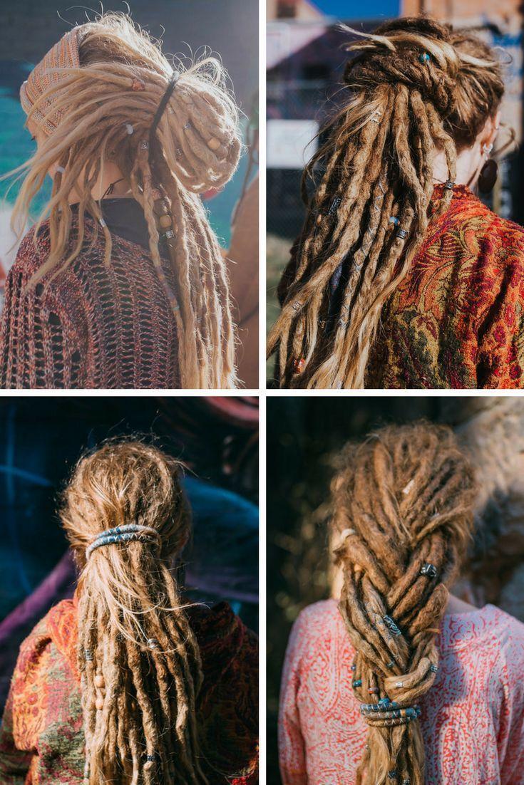 Dreadlock Hairstyle Gallery Hair Styles Dread Hairstyles Dreadlocks Girl