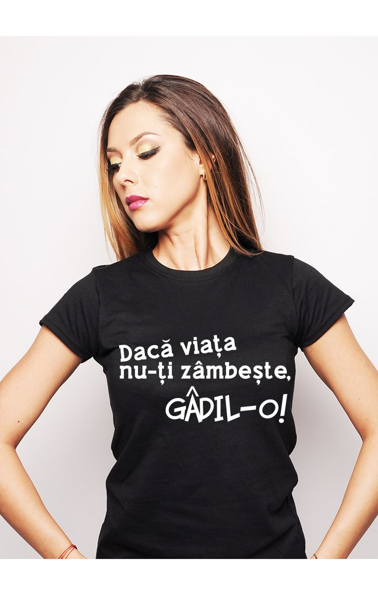 Hai sa gâdilăm un tricoul #ruvix!  Gâdilați aici -> http://ruvix.ro/produs/tricou-gadil-o/